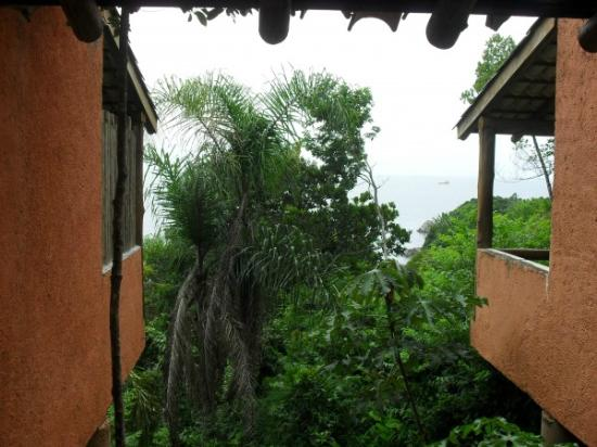 Refugio do Estaleiro: quartos