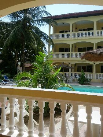 Sarges Hotel: vanuit de kamer