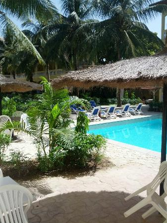 Sarges Hotel: zwembad