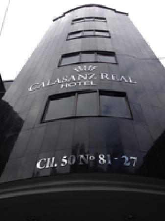 Hotel Calasanz Real