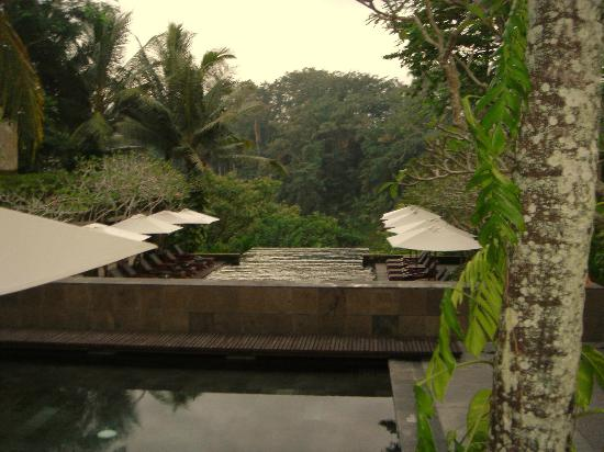 Maya Ubud Resort & Spa: First Pool
