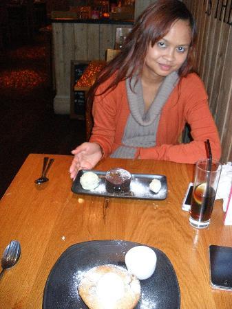 Loch Fyne: Dessert