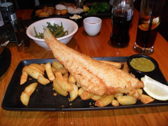 Loch Fyne: Fish and Chips