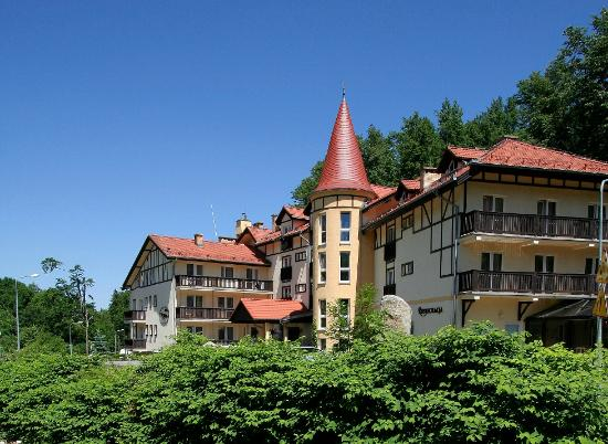 Hotel Nowa Ski