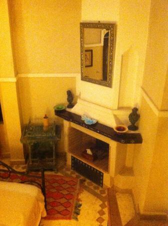 Riad lyla Marrakech: Our Room