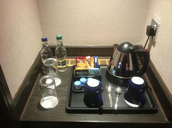 Hilton Manchester Airport: Cafes