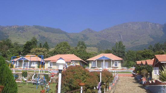 Holiday Heaven Munnar: Front