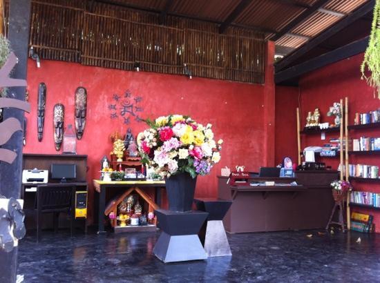 LaLaanta Hideaway Resort: reception