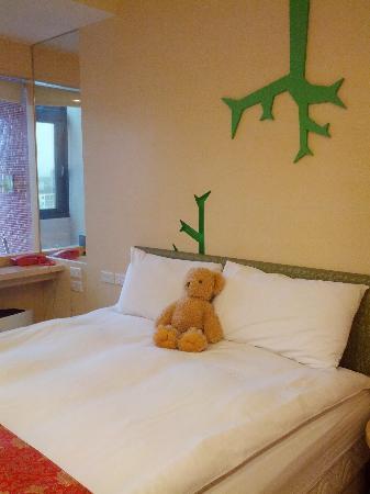 Tan Hui Hotel B: Zimmer