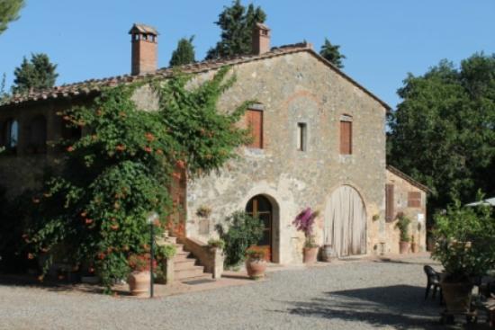 Agriturismo Saletta: Casa colonica Saletta
