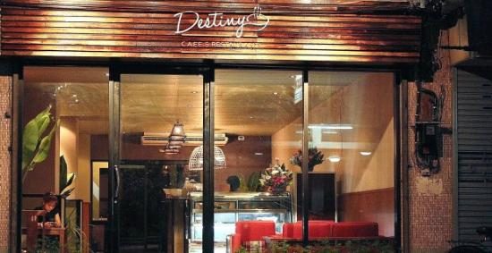 Destiny Cafe & Restaurant: An ambient, classy location in Northern Thailand