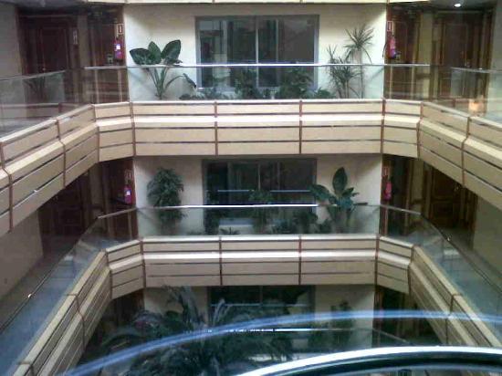 Hotel VP Jardin Metropolitano: interno