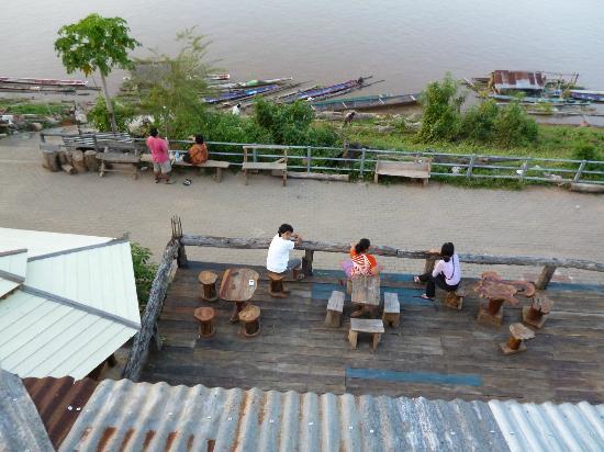 Chiang Khan, Tailandia: มองโขง