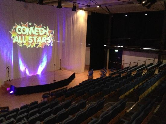 Horndean, UK: Comedy All Stars