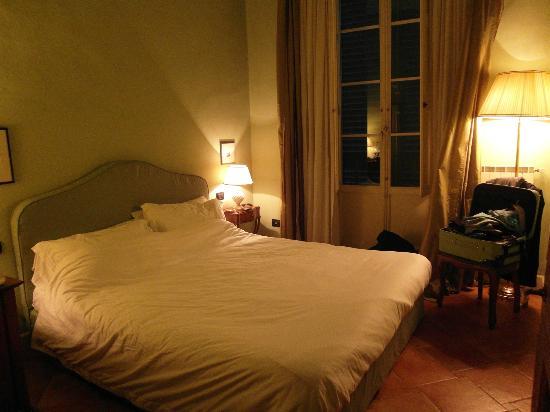 Palazzo Alfani al David : camera da letto