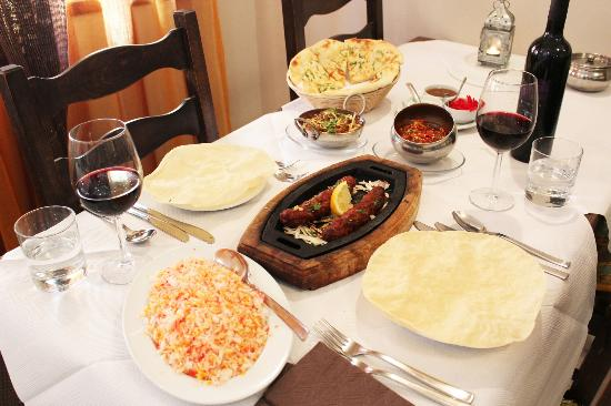 Sapana Indian Cuisine