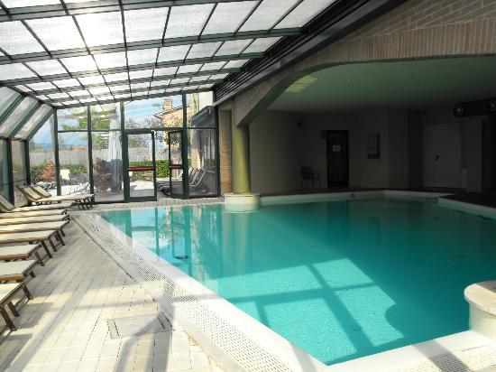 Montaperti Hotel: piscina