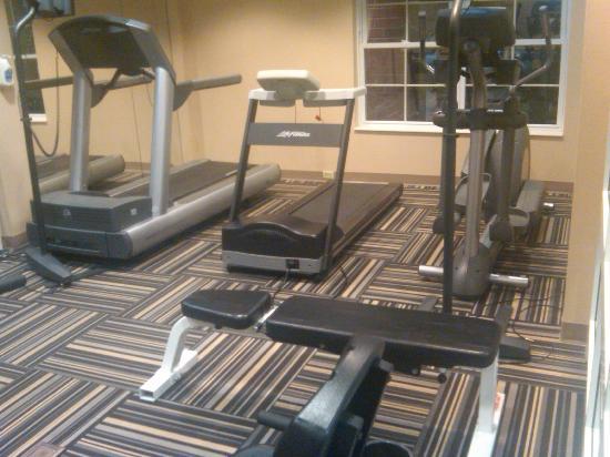 Residence Inn Toronto Markham : Fitness Center - Obsolete Equipment