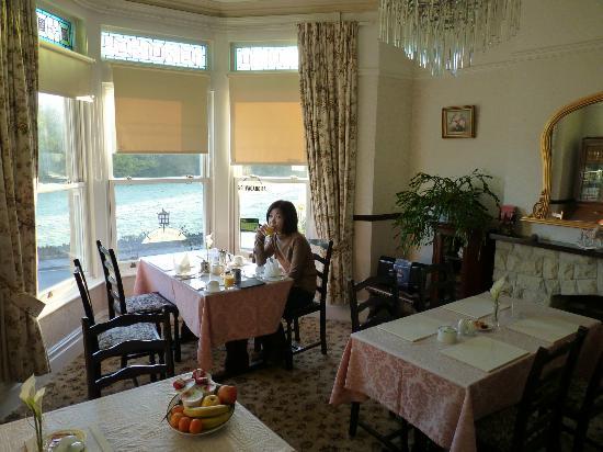 Prospect Villa Guest House: Dinning area