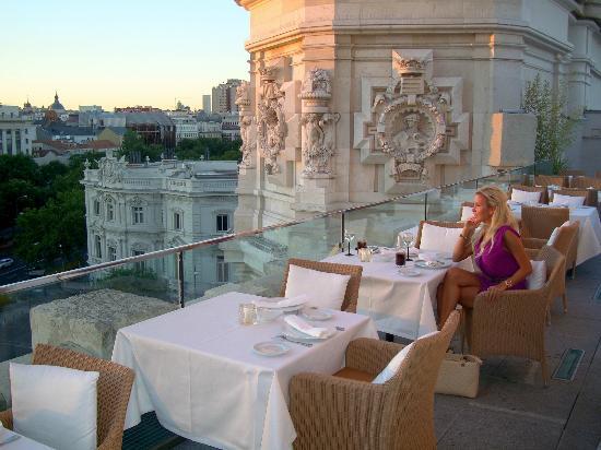 Restaurant Picture Of Palacio De Cibeles Madrid Tripadvisor