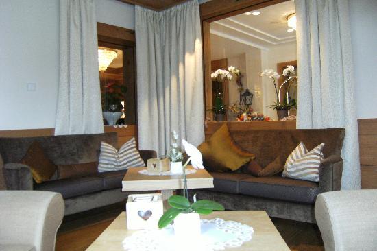 Baerenhotel: una delle salette