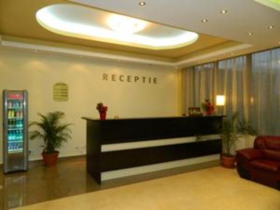 Hotel Ancor: Reception