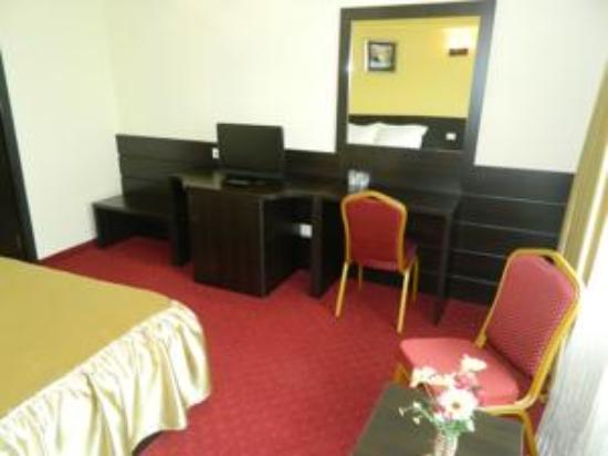 Hotel Ancor: Double room