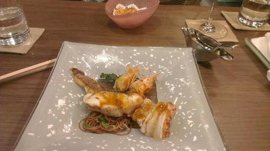 Sou: Tastiest prawns ever!