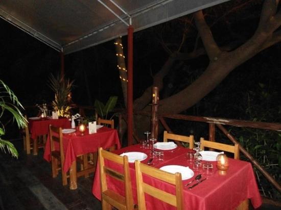 Baan pla Rawai Bouillabaisse : Salle restaurant