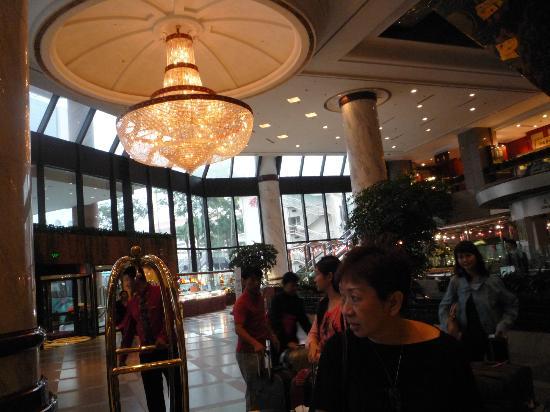 Best Western Shenzhen Felicity Hotel: Reception area