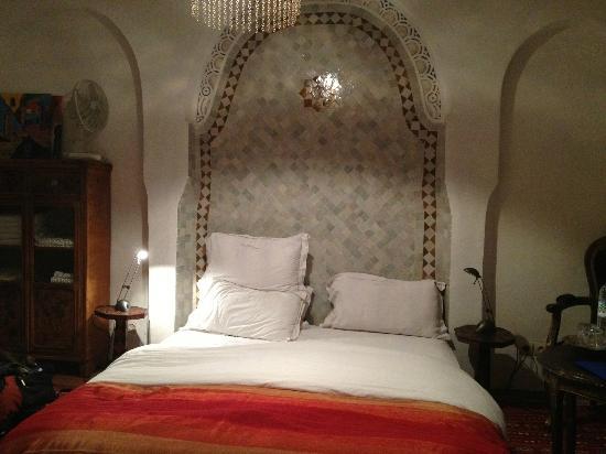 Dar El Hana: Bedroom of my room 