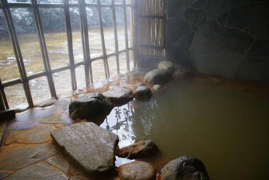 Senzankaku : 温泉