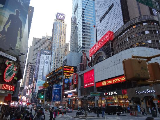 The Hotel At Times Square Tripadvisor
