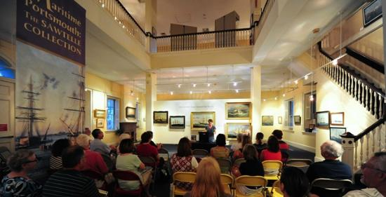 Discover Portsmouth: Linda Greenlaw lecture