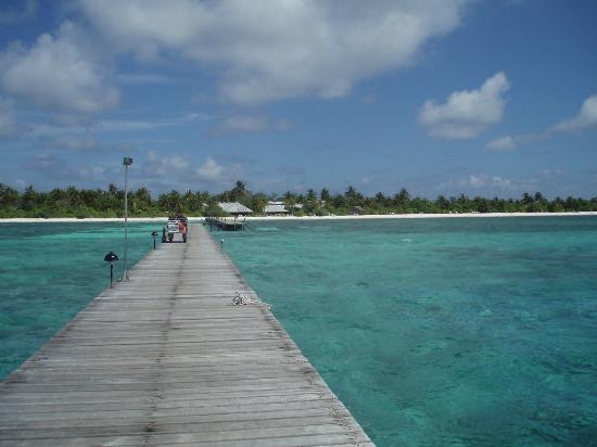 Fun Island Resort: pontile Reef
