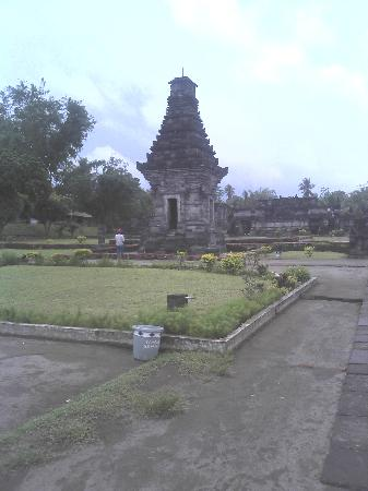 Blitar, Indonesia: the complex