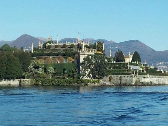B&B Ori Villa Oriana: Isola Bella