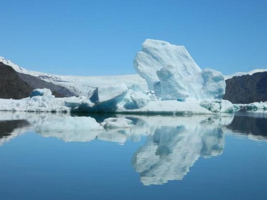Tortel, شيلي: Témpanos a la deriva Glaciar Jorge Montt 