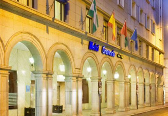 ميليا غرناطة: Hotel Melia Granada 