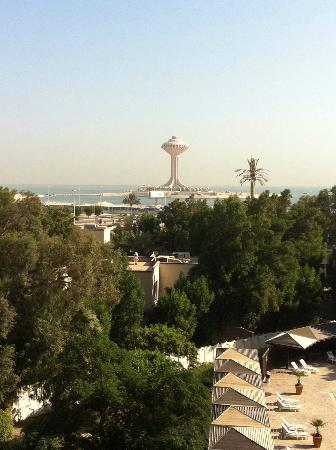 Le Meridien Al Khobar: Sea View