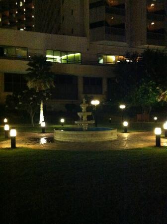 Le Meridien Al Khobar: Garden