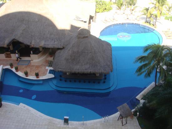 Grand Fiesta Americana Coral Beach Cancun: Alberca