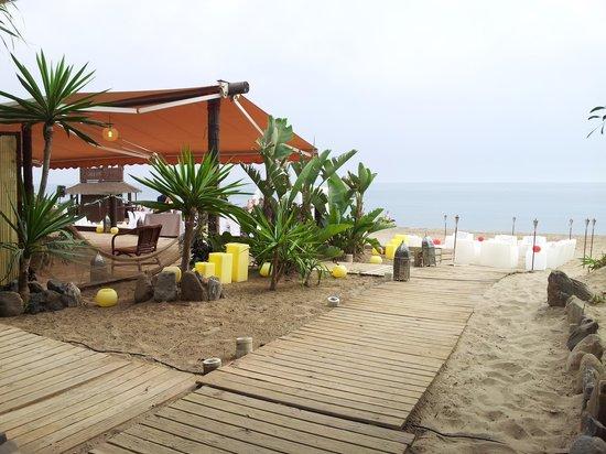 El Caminito De La Playa Picture Of Aqui Te Quiero Ver Marbella
