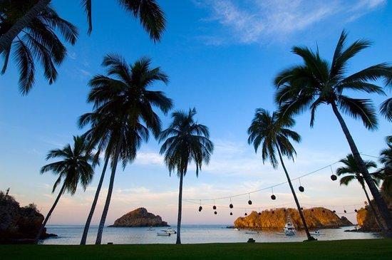 Costa Careyes: Playa Rosa