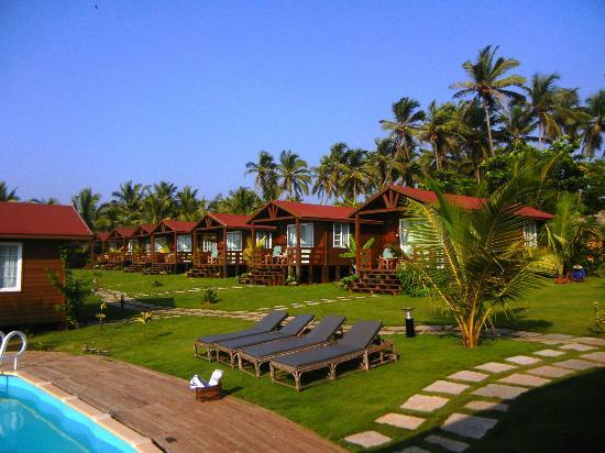 Ozran Heights Beach Resort: cottages