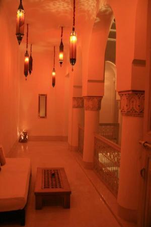 Hotel & Spa Dar Baraka & Karam: corridor
