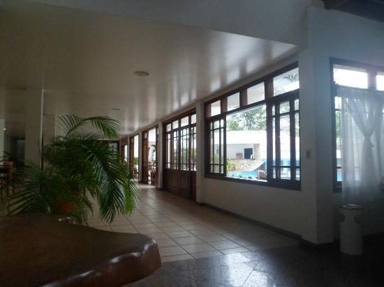 Poty Praia Hotel: Hall