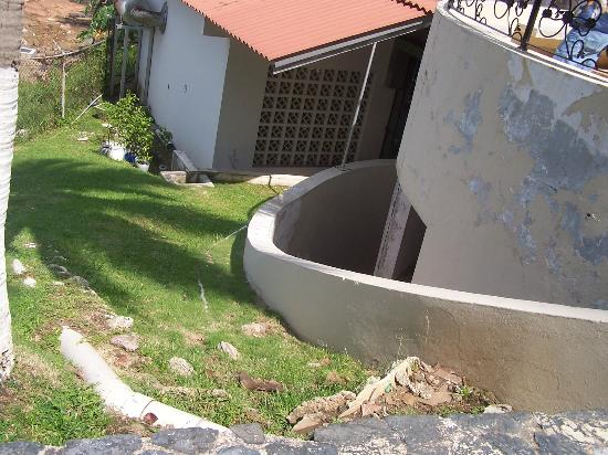 Plaza Paitilla Inn: desprolijidades