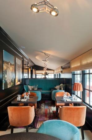 Restaurant Jardin Knokke