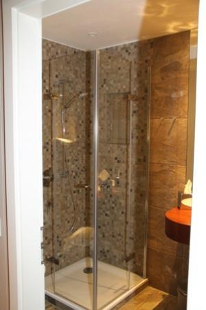 Krone Langenburg: Dusche